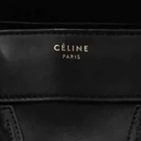 Céline Luggage Mini