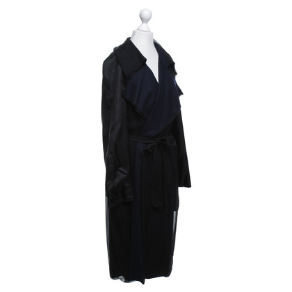Lanvin Multi-layered coat