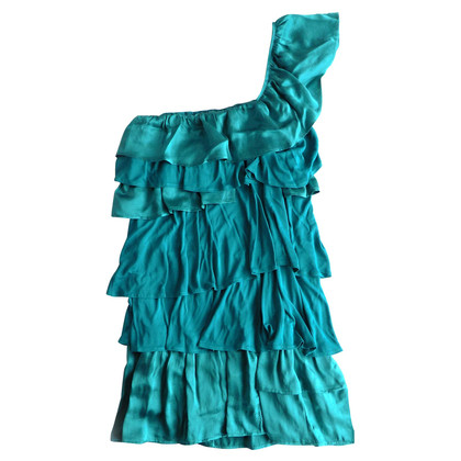 Max & Co Layered dress in green