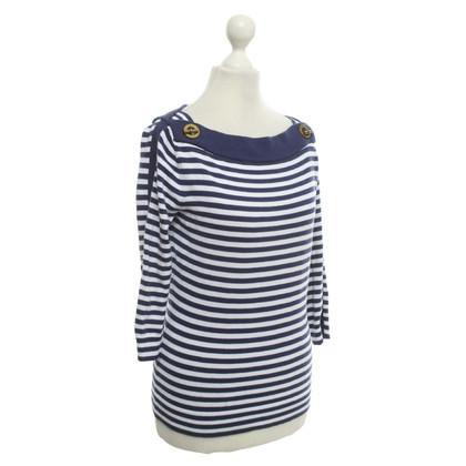 Ralph Lauren Gestreepte trui in Blauw / Wit
