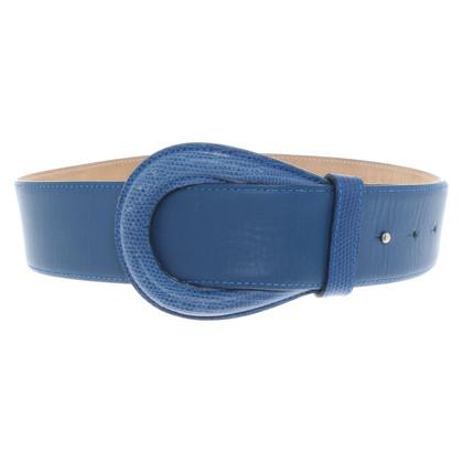 Kenzo riem in blauw