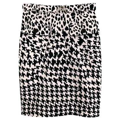 McQ Alexander McQueen pencil skirt