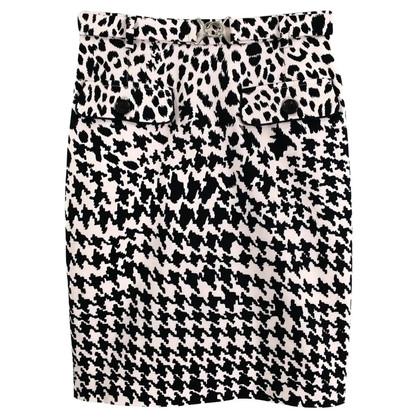 McQ Alexander McQueen jupe crayon