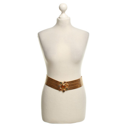 Chanel Waist belt with gemstones