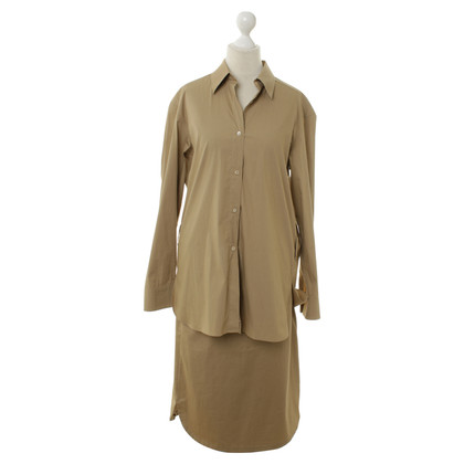 Jil Sander Light costume in beige
