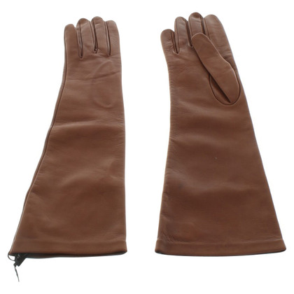 Dsquared2 Gloves made of leather