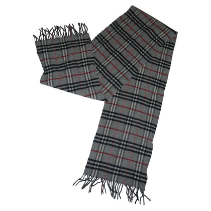 Burberry foulard wool