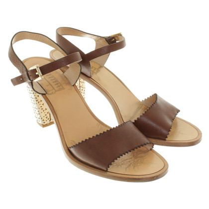 Fratelli Rossetti Sandaletten in Braun