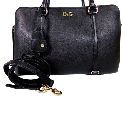 D&G Handtasche in Schwarz