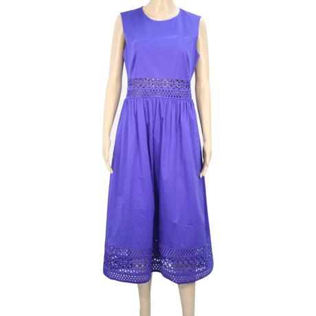 Ted Baker Kleid in Dunkelblau Blau