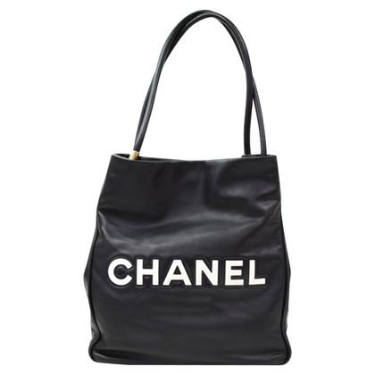 Chanel Tote Bag mit Logo