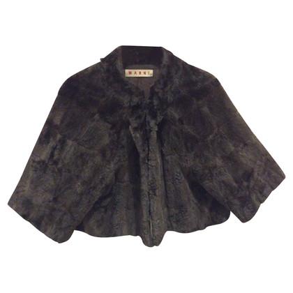 Marni Short fur jacket
