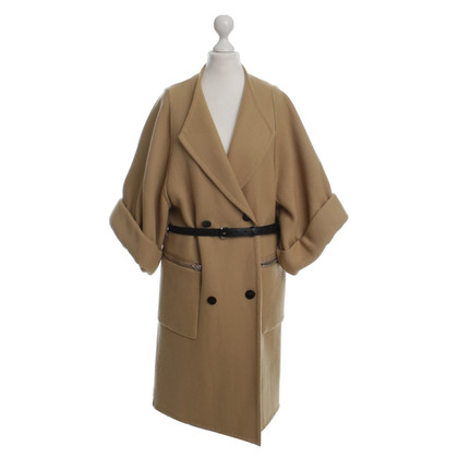 3.1 Phillip Lim Coat in ochre