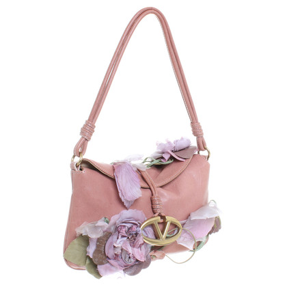 Valentino Hand bag with flowers
