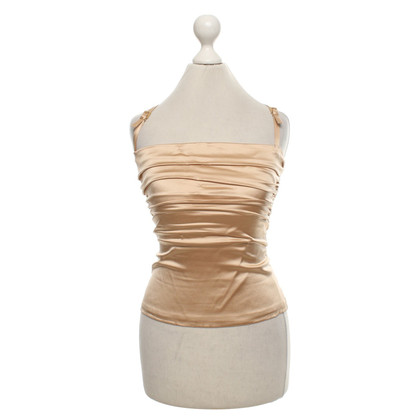 Dolce & Gabbana Nude colored top