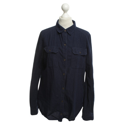 Paige Jeans Denim shirt with pattern