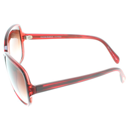 "Oliver Peoples Zonnebril ""Francisca"""