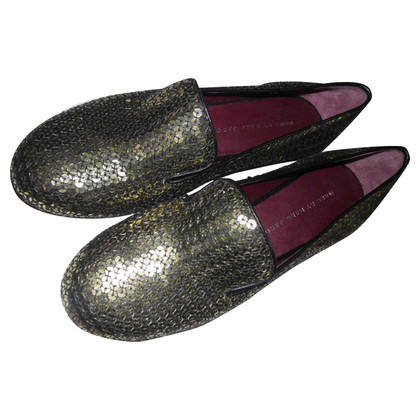Marc by Marc Jacobs Loafer mit Pailletten