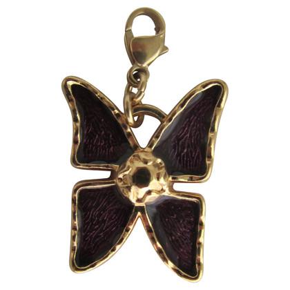 Yves Saint Laurent key Chain