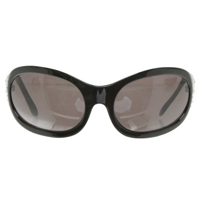 Versace Sunglasses in black