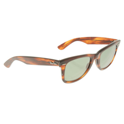 Ray Ban Sonnenbrille mit Muster