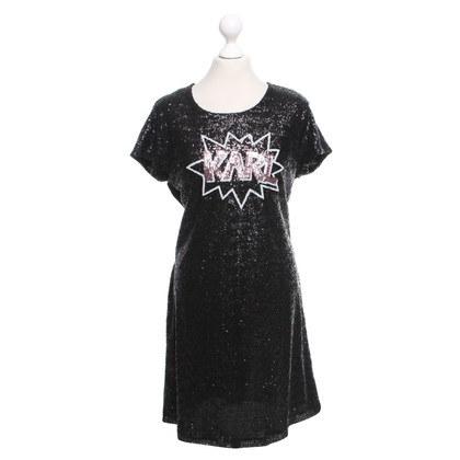 Karl Lagerfeld Dress with sequin trim