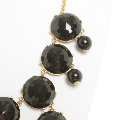 J. Crew Chain with gemstones