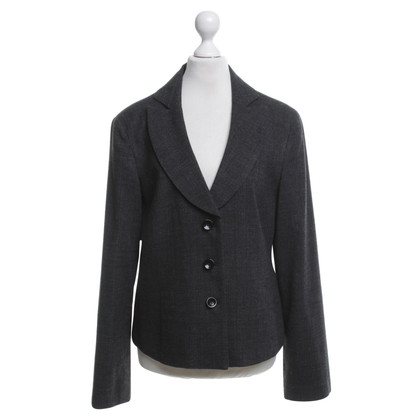 Armani Jeans Blazer in anthracite