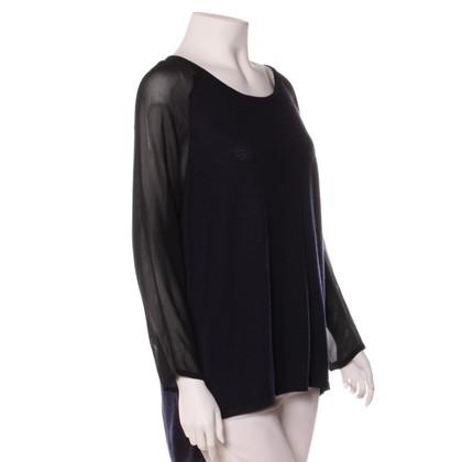 Sandro Sweater in black