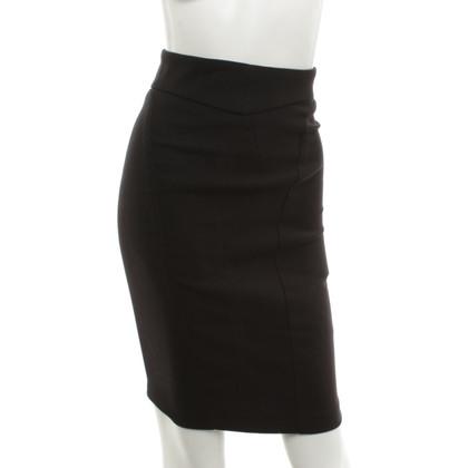 Bash skirt in black