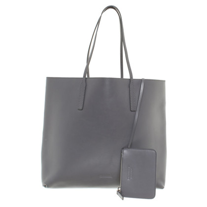 Jil Sander Tote Bag in grijs