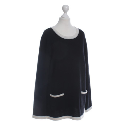 Philosophy di Alberta Ferretti Cashmere sweater in black
