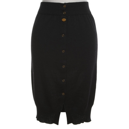 Vivienne Westwood Knitted skirt in black