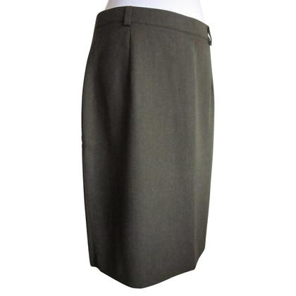 Burberry Woolen skirt