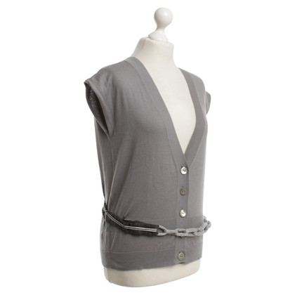 Luisa Cerano Knitwear in grey
