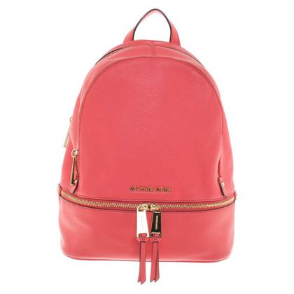 Michael Kors Rhea Zip SM Backpack Watermelon