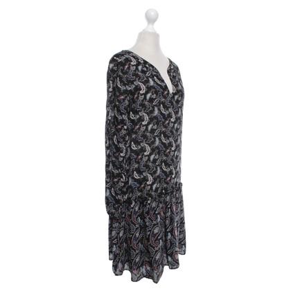 Comptoir des Cotonniers Dress with paisley pattern