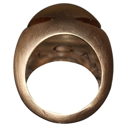 "Bulgari Ring ""Cabochon"" en or rose"
