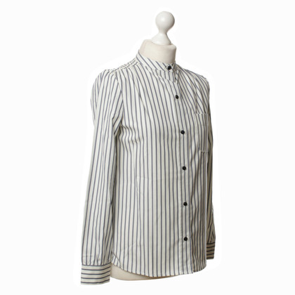 Marc Jacobs Striped Blouse