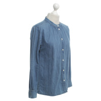 A.P.C. Jeans blouse in blue