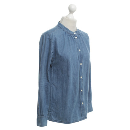 A.P.C. Jean blouse in blauw