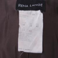Rena Lange Blazer en brun foncé