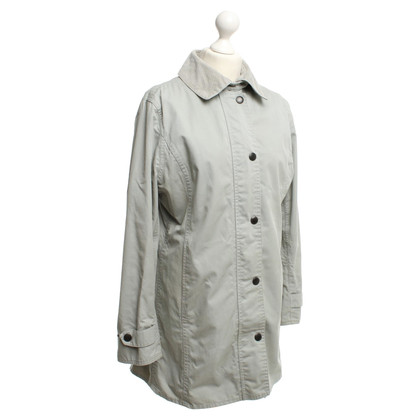 Barbour Coat in light blue