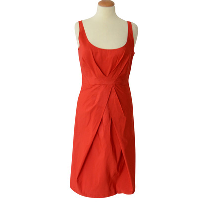 Moschino Vestito longuette rosso