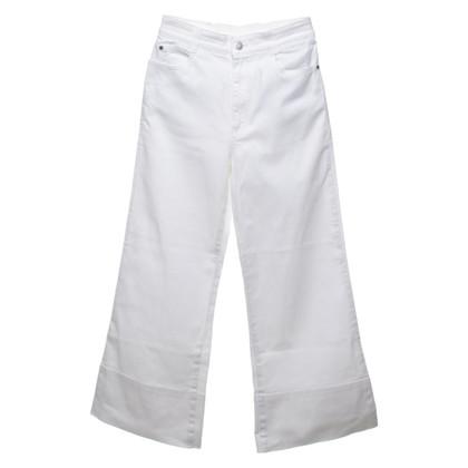 Stella McCartney Culotte en blanc crémeux
