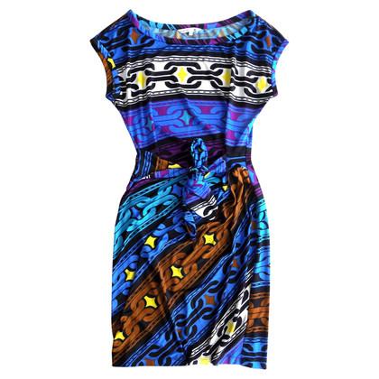 Diane von Furstenberg Printed viscose dress