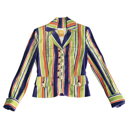 Christian Lacroix Striped Blazer