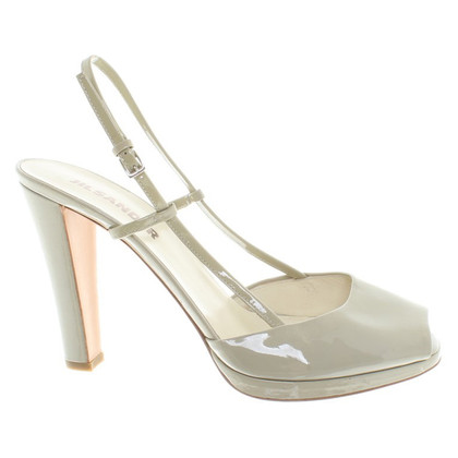 Jil Sander Shoes in Beige