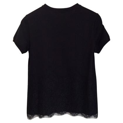 Dolce & Gabbana Shirt mit Spitze