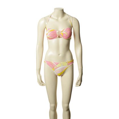Emilio Pucci Bikini with pattern